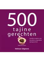 Tajine kookboek 500 gerechten